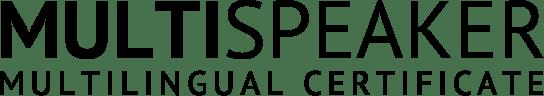 Multispeaker Certificate